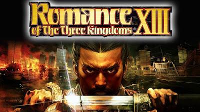 Έρχεται το Romance of the Three Kingdoms XIII