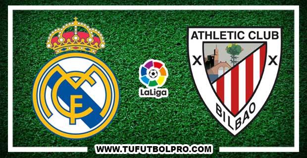 Ver Real Madrid vs Athletic EN VIVO Por Internet Hoy 18 de Abril de 2018