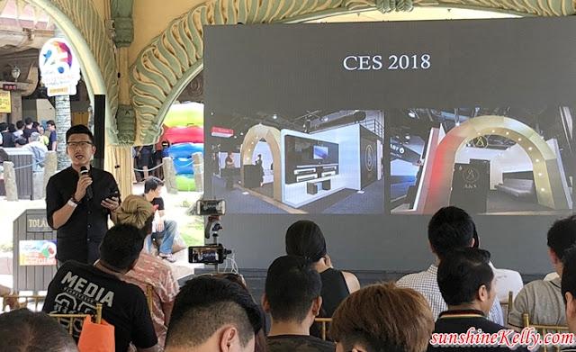 Hot Gadgets Latest Brands Addition, Hot Gadgets, A&S, Geneva, Ultimate Ears, Hot Gadgets Distribution Sdn Bhd, AKG, JBL, Harman Kardon, CES 2018
