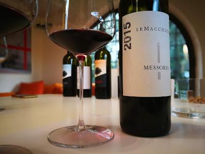 messorio vino
