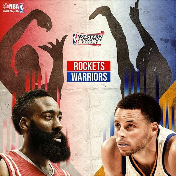 Warriors Vs. Rockets: TV Schedule (BTV And ABS-CBN)