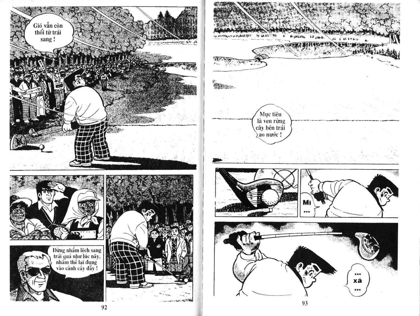 Ashita Tenki ni Naare chapter 48 trang 45