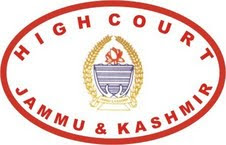 High Court of Jammu & Kashmir, J&K, Jammu & Kashmir, high court, Chowkidar, Gateman, Gardener, 10th, freejobalert, Sarkari Naukri, Latest Jobs, j&k high ocurt logo