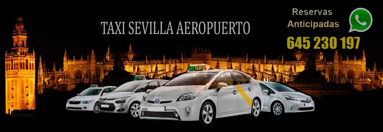 Taxi Sevilla Aeropuerto