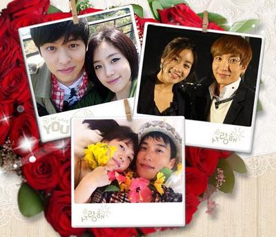 KShowNew: 120121 We Got Married Ep 15 Woojung, TeukSora