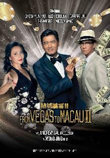 Thần Bài Macau 2 – Đổ Thành Phong Vân 2