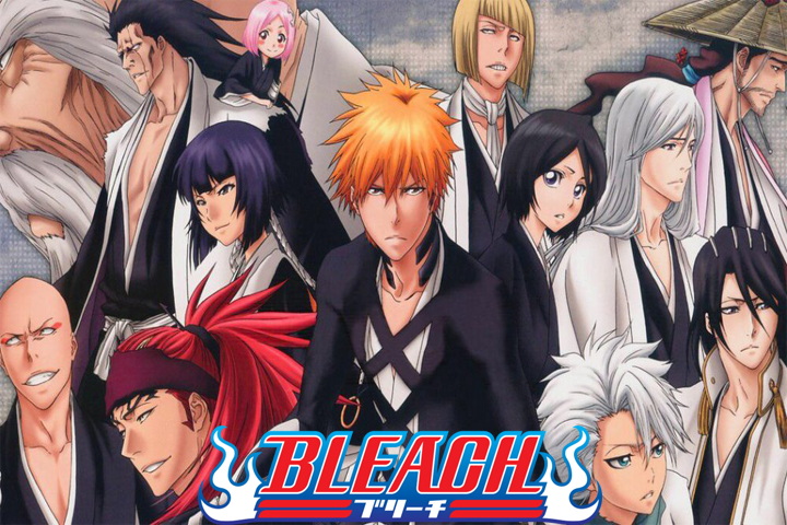 Bleach [366/366] [Mp4/Avi/Mkv-HD] [Latino] [Japones]