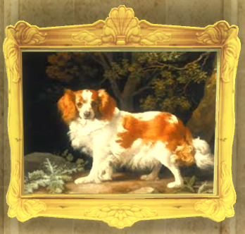 My Sims 4 Blog: Antique Paintings by WeeBerry Sims 1 Objects