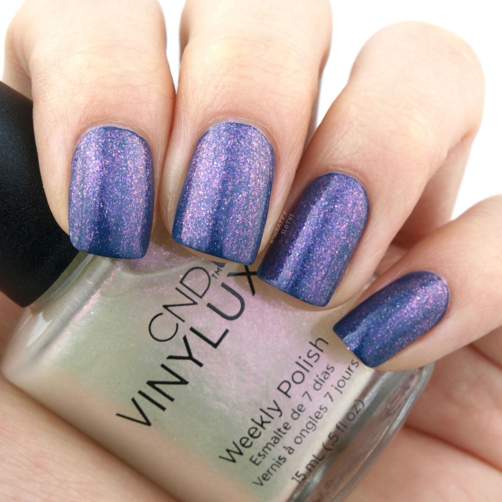 "CND Holiday 2017 Glacial Illusion Collection ""Ice Bar"" and ""Winter Nights"": Review and Swatches"