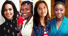 Winners of the Toptal Scholarship Program for Women