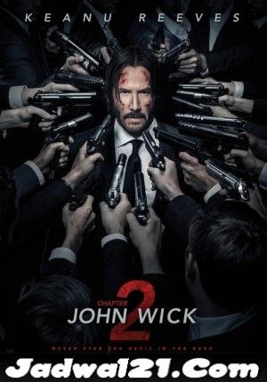 Jadwal JOHN WICK: CHAPTER 2 di Bioskop