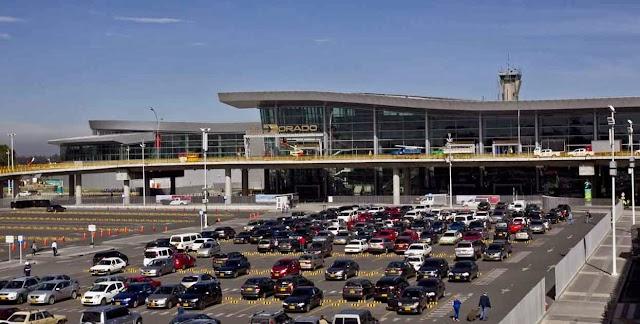 Colombia: Aeropuerto Internacional El Dorado