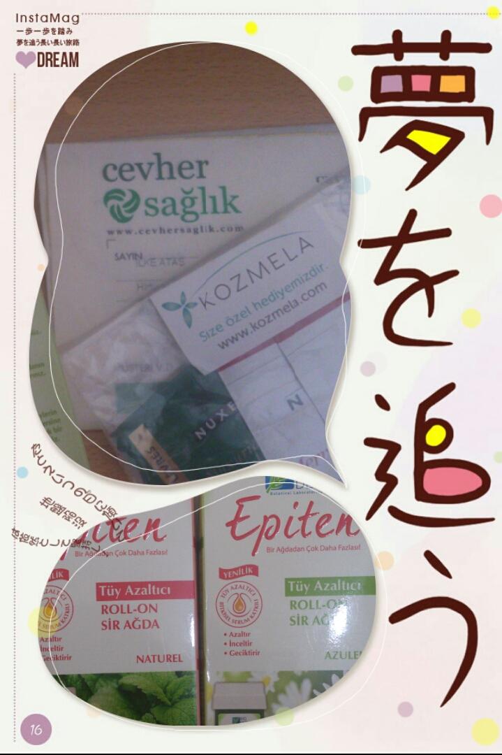 Bioder - Epiten Kartuş kullananlar - Bioder Tüy Azaltıcı Azulen Sir Ağda - Kozmela - Kozmela Alışverişi
