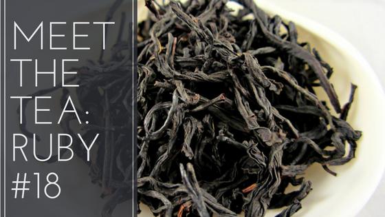 Ruby 18 Black Tea