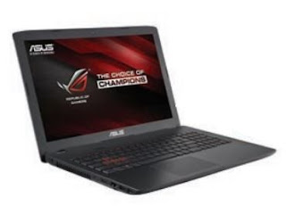 Specification Asus ROG GL552JX gaming laptop