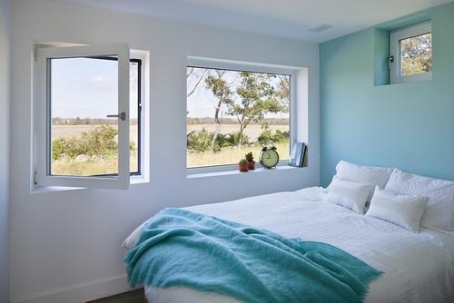 phòng ngủ có thể sử dụng máy làm mát