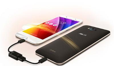 Danh gia Asus Zenfone Max 64GB