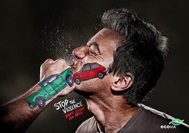 Stop The Violence- Don't Drink And Drive