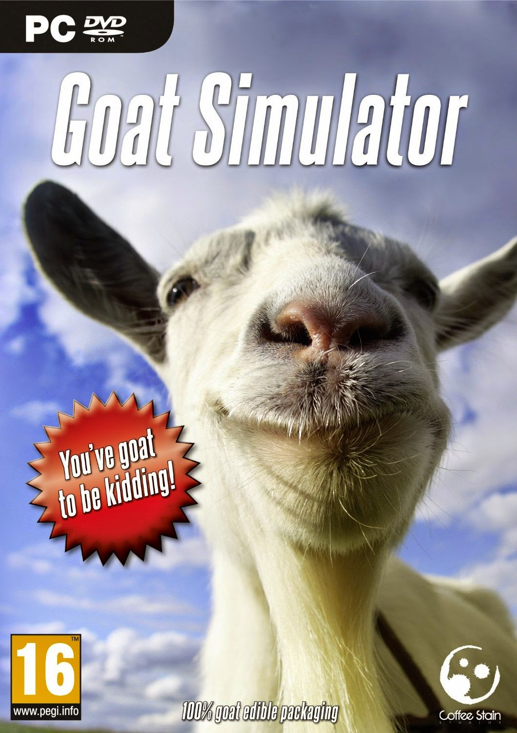GOAT Simulator PC Descargar