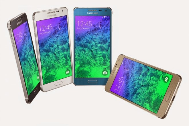 Samsung launches its latest premiums Alpha A3 and Alpha A5 Android smartphones