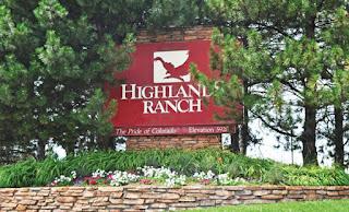Highlands Ranch CO Neighborhood