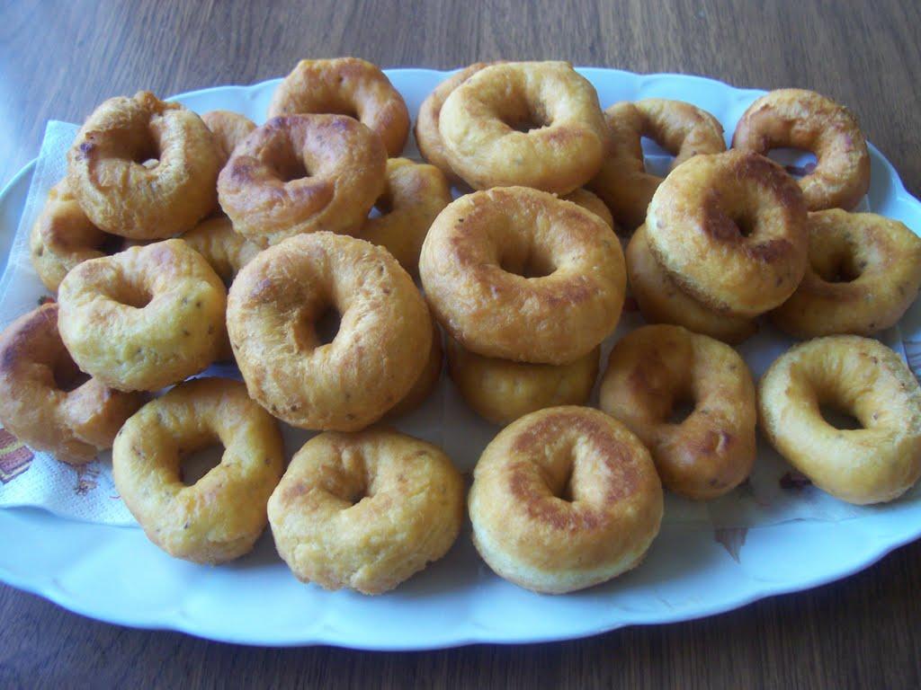 Una Pincelada En La Cocina Rosquillas Rosquiñas De Anís