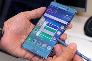 Pulsa Murah~ Dugaan Baterai Galaxy note 8 dihadapi samsung