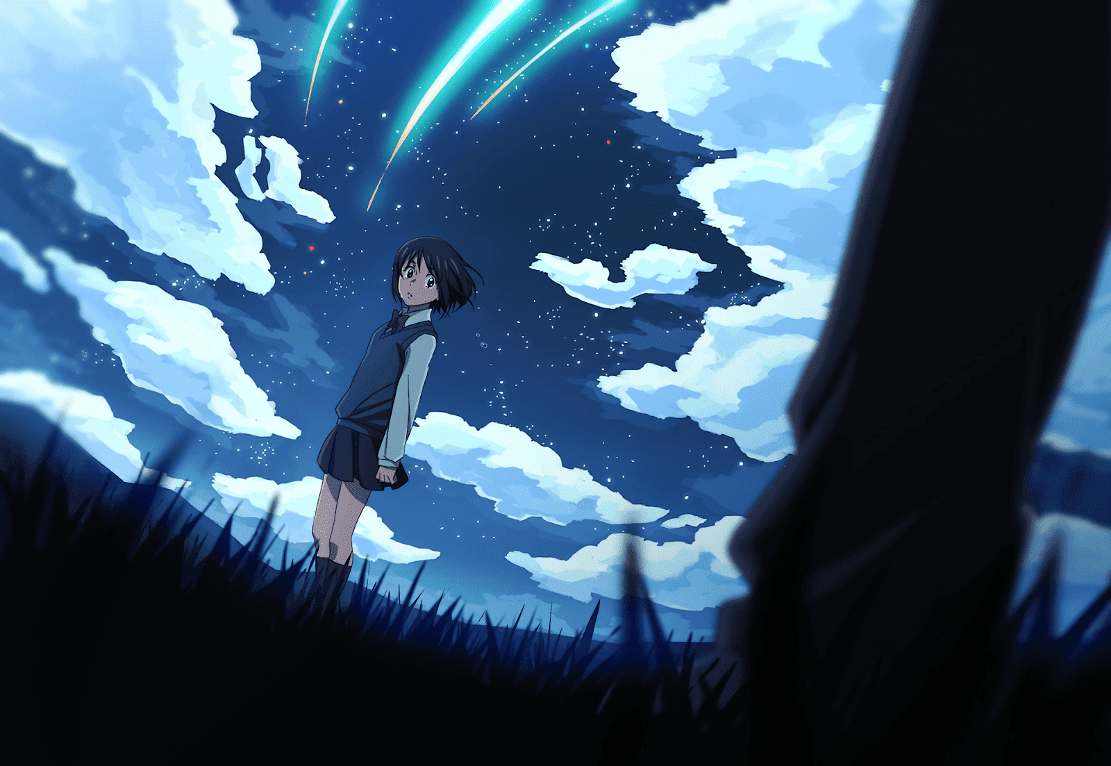 AowVN%2B%252842%2529 - [ Hình Nền ] Anime Your Name. - Kimi no Nawa full HD cực đẹp | Anime Wallpaper