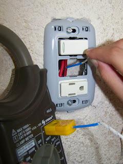 Instalaciones eléctricas residenciales - medición de temperatura en chalupa