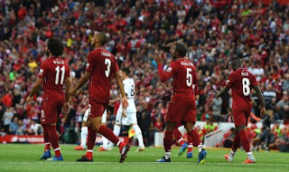 Liverpool vs Torino 3-1 Video Gol & Highlights