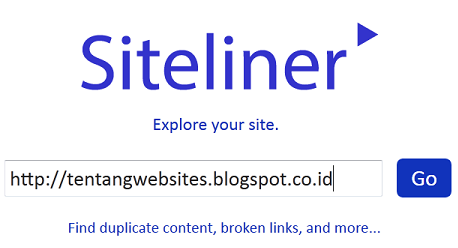 Cara Mengetahui jumlah duplikat konten blog