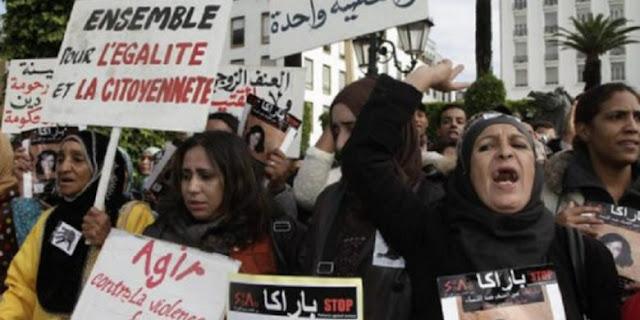 Di Maroko Para Perempuan Dilecehkan Setiap Hari, Siapapun Mereka, Mereka Dianggap Seorang Pelacur!