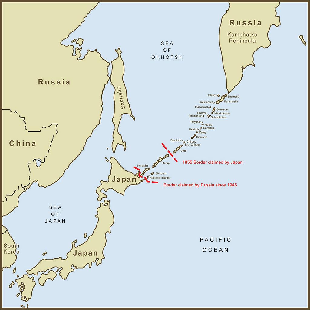 The Russian Island 44