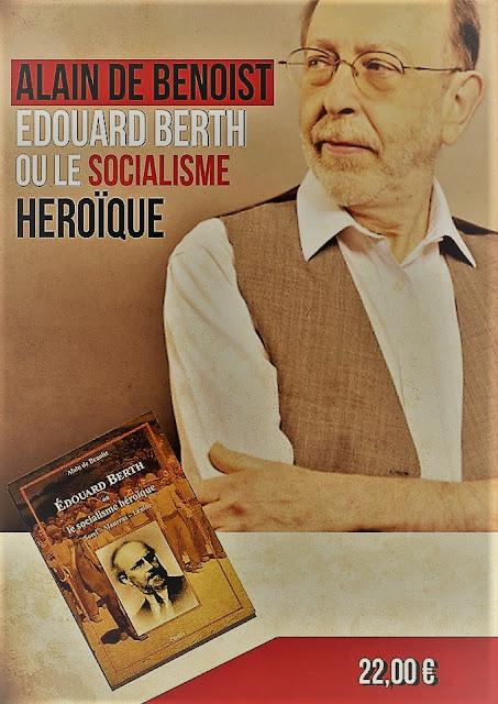 socialisme Krisis Diffusion Alain de Benoist Edouard Berth