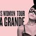 "Equipe de Ariana Grande libera comunicado sobre a pausa da ""Dangerous Woman Tour"""