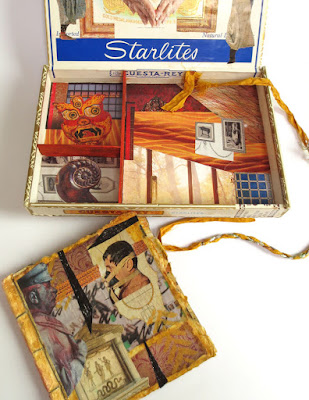 Cigar box journal