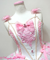Mintyfrills kawaii cute lolita fashion wedding dress ballerina sweet new release