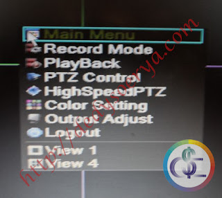 Cara Setting CCTV Online Asonic