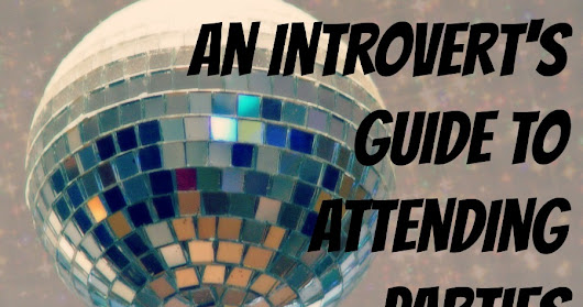 Oiralinde: An Introvert's Guide to Attending Parties
