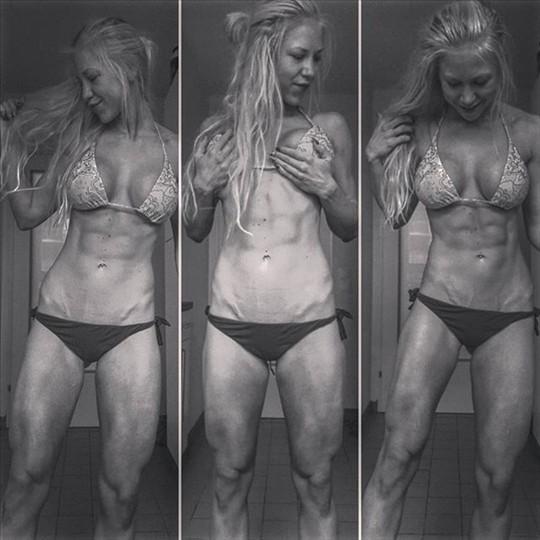 Fitness motivation Bianca Stuhlpfarrer