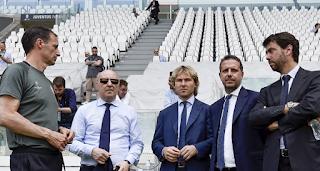 فريق يوفنتوس يحاول التضليل على ريال مدريد