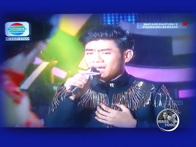 "Deri Cirebon lagu ""Sengsara"""
