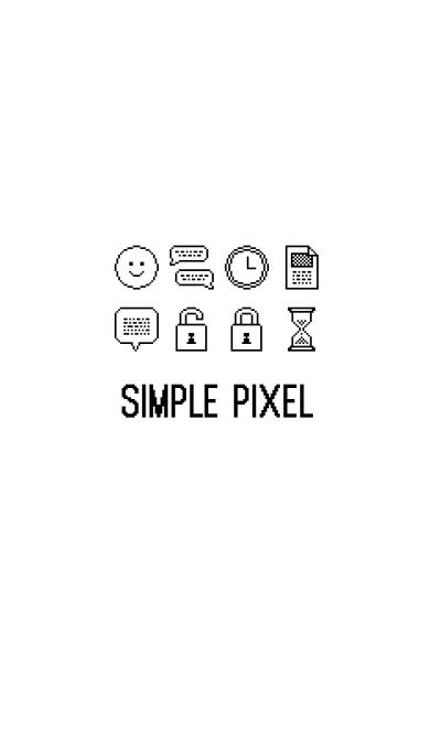 SIMPLE PIXEL.