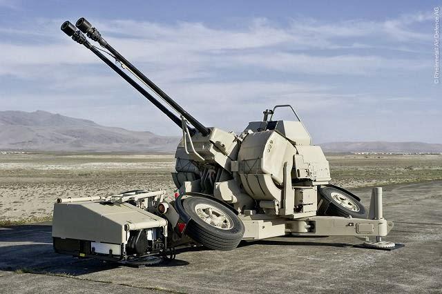 RHEINMETALL AIR DEFENCE SKYGUARD 3 AIR DEFENCE SYSTEMS: New_order_for_Rheinmetall_Oerlikon_Skyguard_air_defence_system_from_MENA_region%2B%2B35mm%2Bautomatic%2Bcannon%2Bof%2Bthe%2BRheinmetall%2BOerlikon%2BSkyguard%2Bair%2Bdefence%2Bsystem