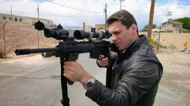 Mircea badea pistolarul