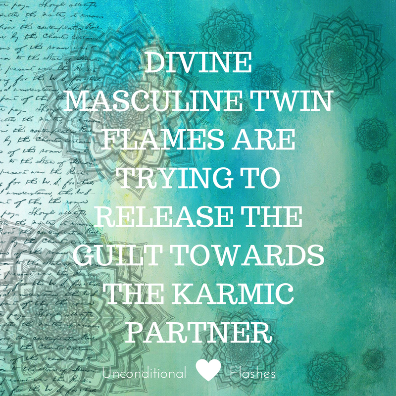 Unconditional Love Flashes: Divine Masculine Twin Flames Are Trying