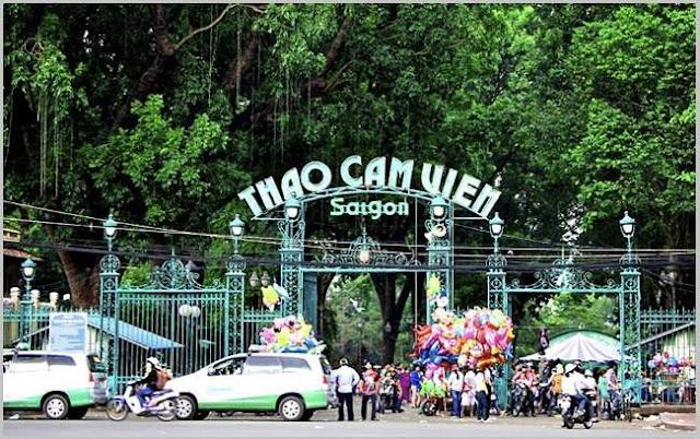 Những địa điểm dã ngoại quanh Sài Gòn dịp lễ 30/4