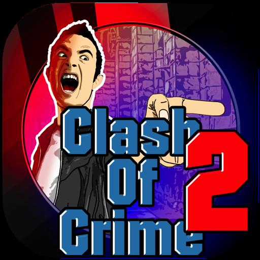 تحميل لعبه درايفر Clash of Crime Mad City War Go مهكره اخر اصدار