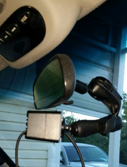 CS800 (UHF) and CS801 (VHF) DMR mobile radios