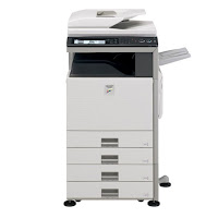 Printer Status Monitor Software for Sharp MX-2301N